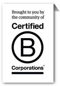 Certifié B Corp
