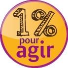 1% pour agir
